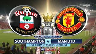 Prediksi Southampton vs Manchester United - Liga Inggris Sabtu 23/9/2017