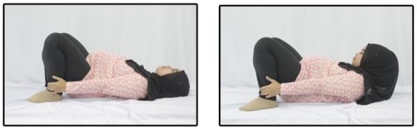 Cara meneran yang betul dan teknik curi nafas semasa bersalin