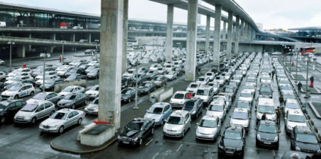 Know about the Transport system of Paris Orly Airport by Taxi Services