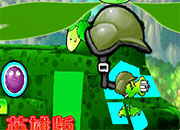 Plants vs Zombies Elf Battle