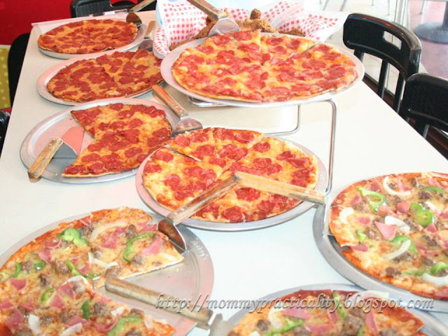 Shakey's Baptismal Reception And Party Packages
