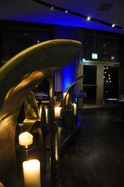 Ambiente // Restaurant Equinox Zürich