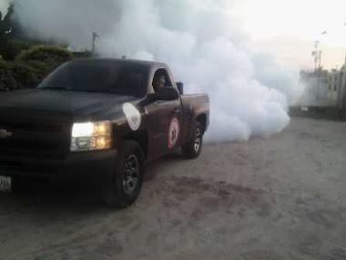 Salud Ambiental ejecuta fumigación en zonas limítrofes con el estado Zulia