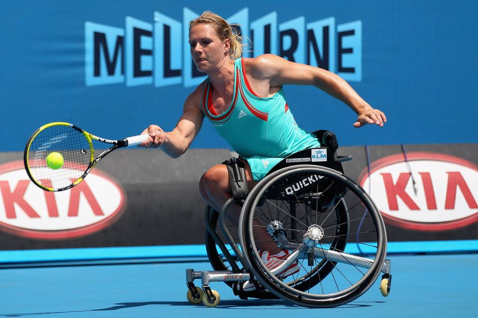 Image result for Disabled woman doing sport