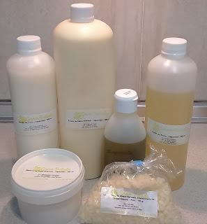 los diferentes aceites sólidos para realizar el jabón