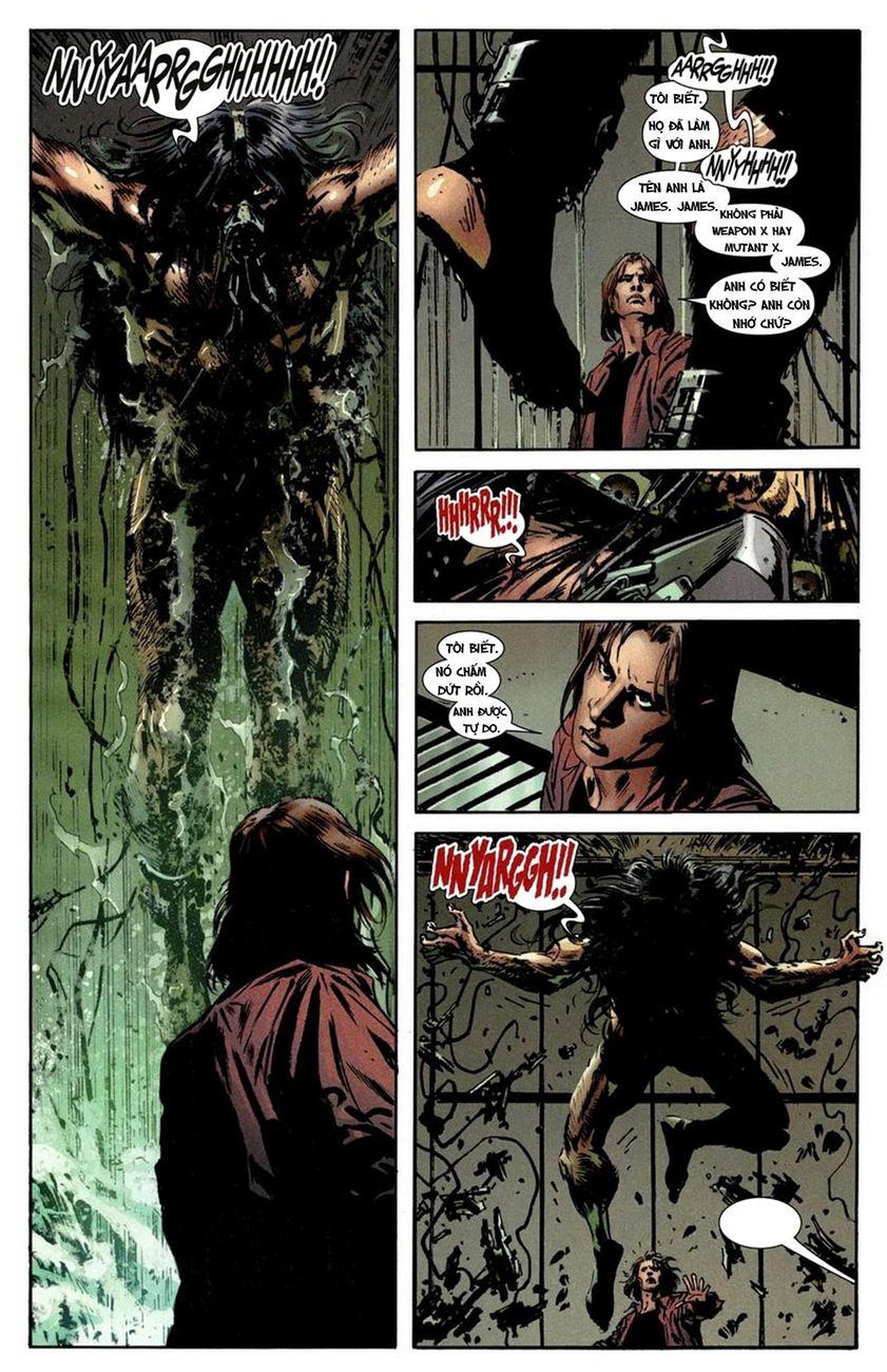 Ultimate Origin chap 3 trang 9