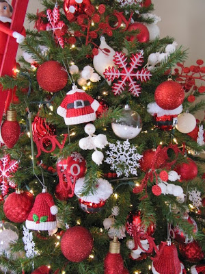 Sew Many Ways Christmas home tour 2013