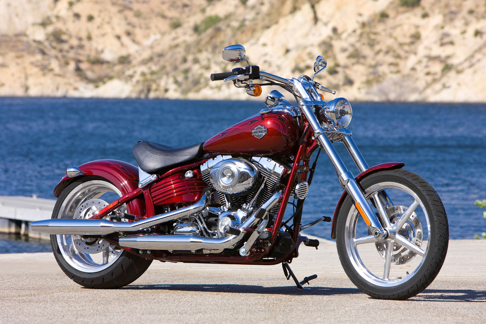 Harley Davidson Video 1988 Honda Accord Ignition Wiring Diagram Bikes 2011 Fxcwc Rocker C