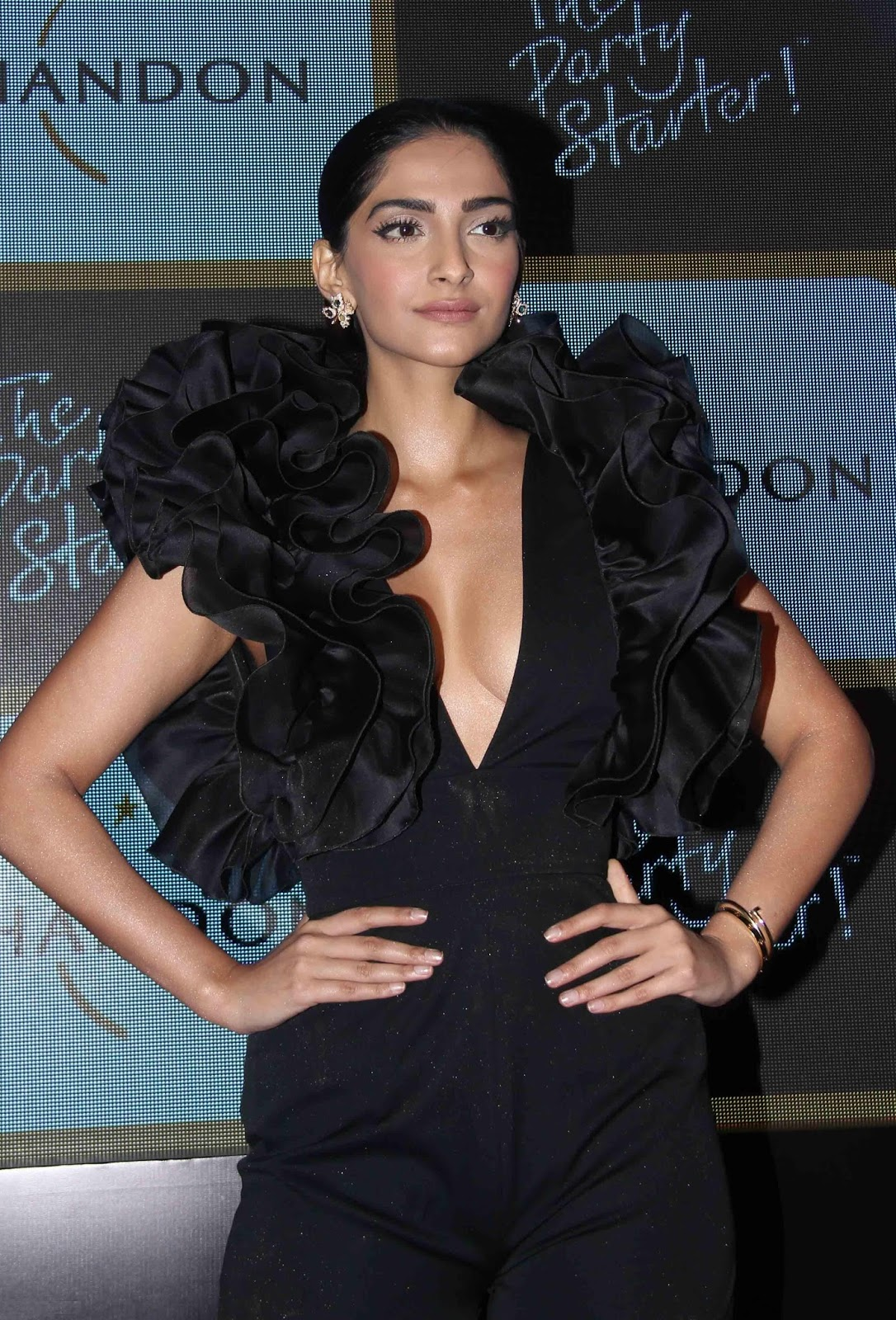 High Quality Bollywood Celebrity Pictures Sonam Kapoor -3300