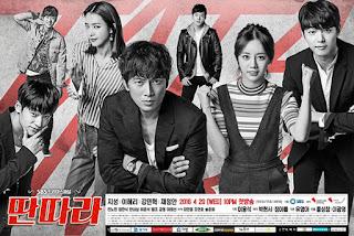 SINOPSIS Entertainer/ DDANDDARA Lengkap Episode 1-18 Terakhir (Drama Korea)