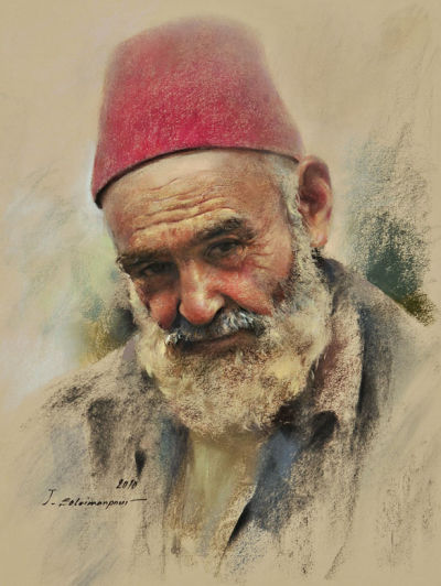 Beautiful Paintings By Javed Soleimanpour