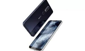 Nokia X5 2018 Harga Miring, Spesifikasi Mantap