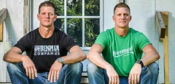 Benham Brothers, Jason and David