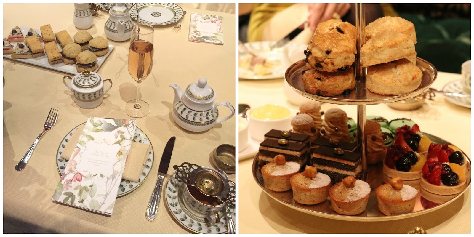 Afternoon Tea at the Grand Del Mar, Afternoon Tea at Fairmont Grand Del Mar, elegant tea rooms in San Diego
