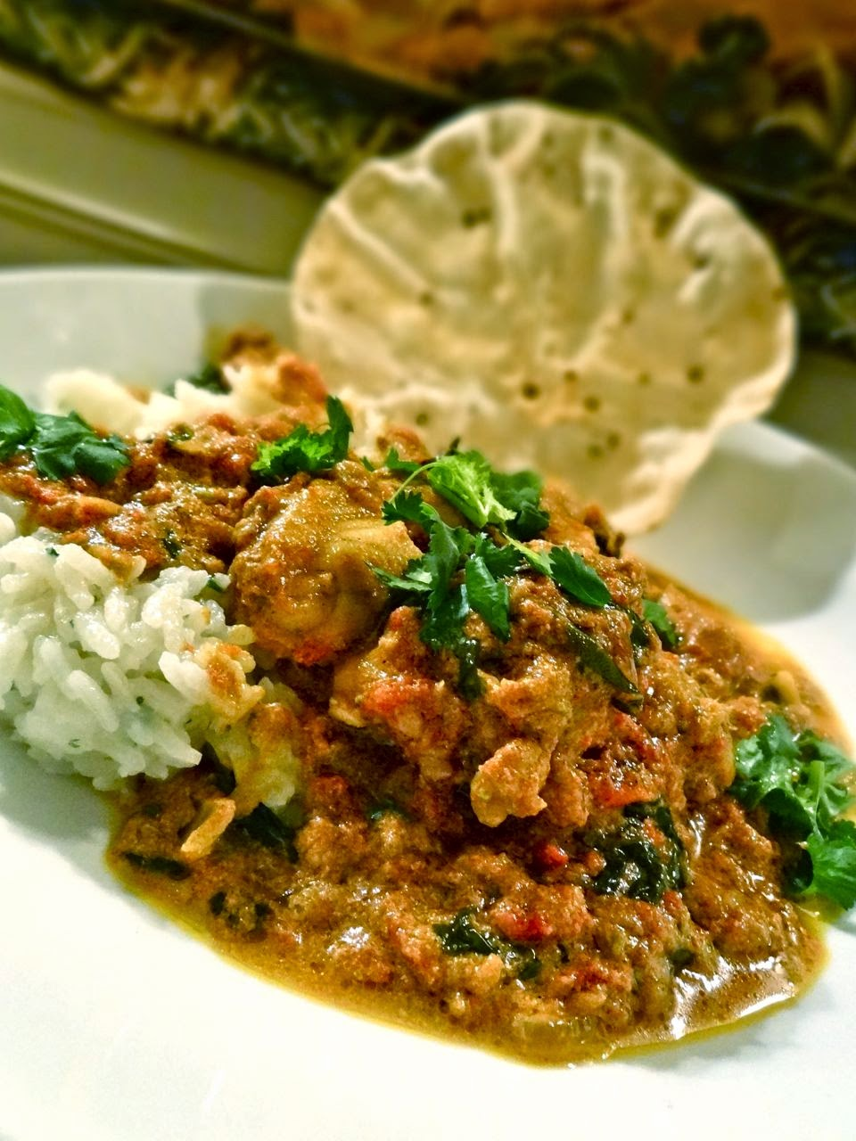 how to cook monkfish curry