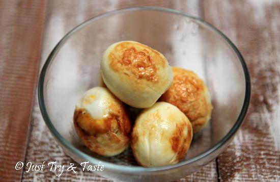 Resep Lontong Sayur dengan Telur Balado