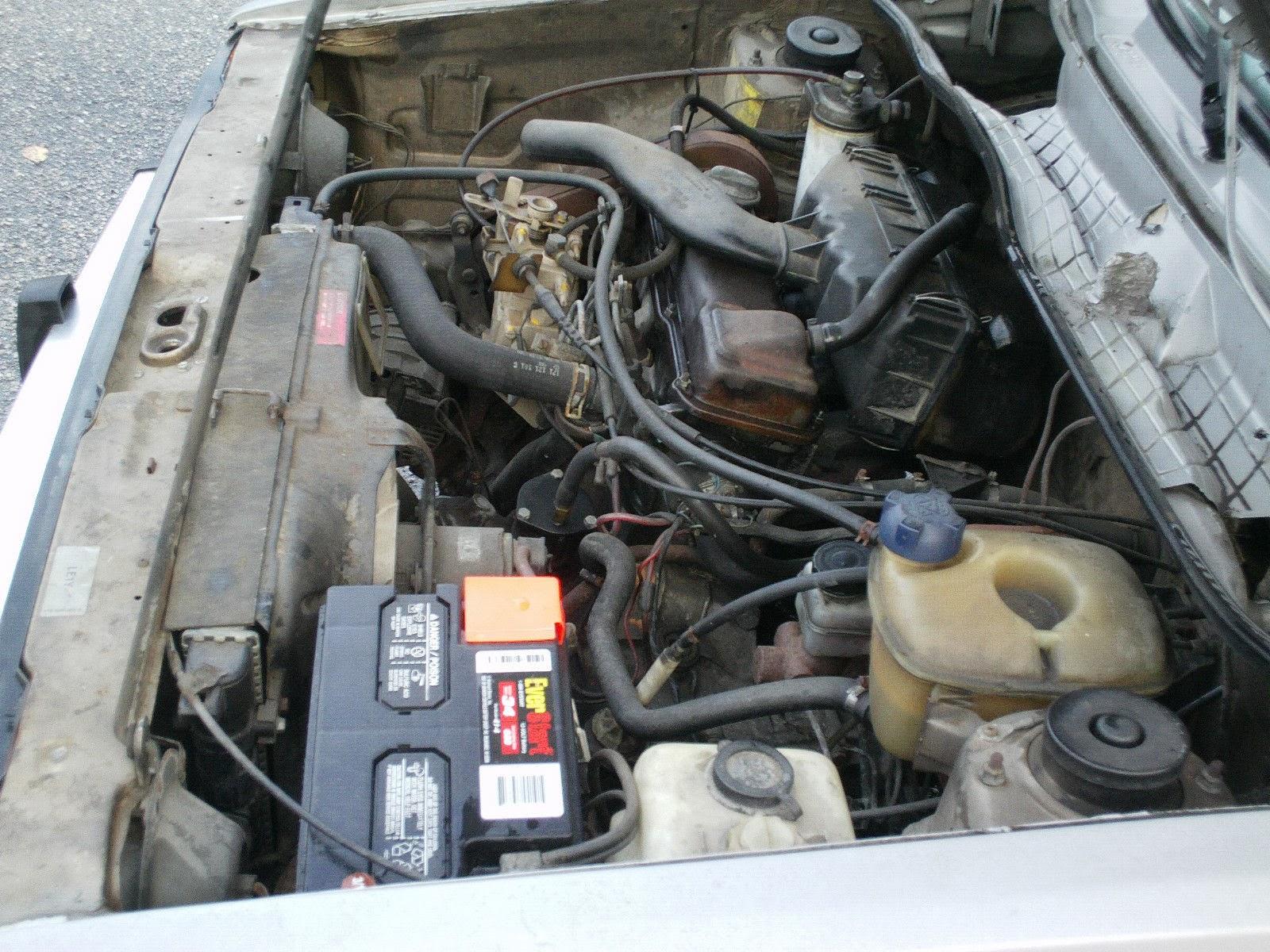 1981 VW Rabbit Pickup 1 6L Diesel 5SPD Manual Reliable 45 50 MPG