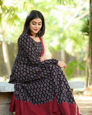 Actress Poorna Shamna Kasim New Photo Shoot Pics