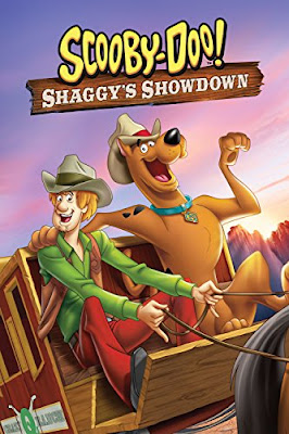 Scooby-Doo! Shaggy's Showdown Poster