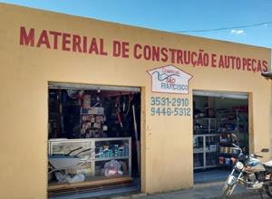 Comercial São Francisco - Material de Construção