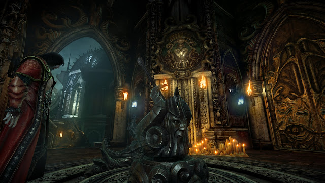 Castlevania: Lords of Shadow 2 - Xbox 360 - Multi5 - Captura 4