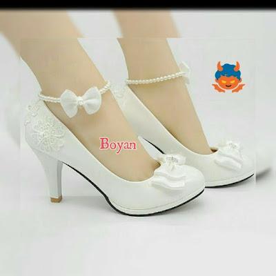 high heels murah dibawah 100 ribu malang