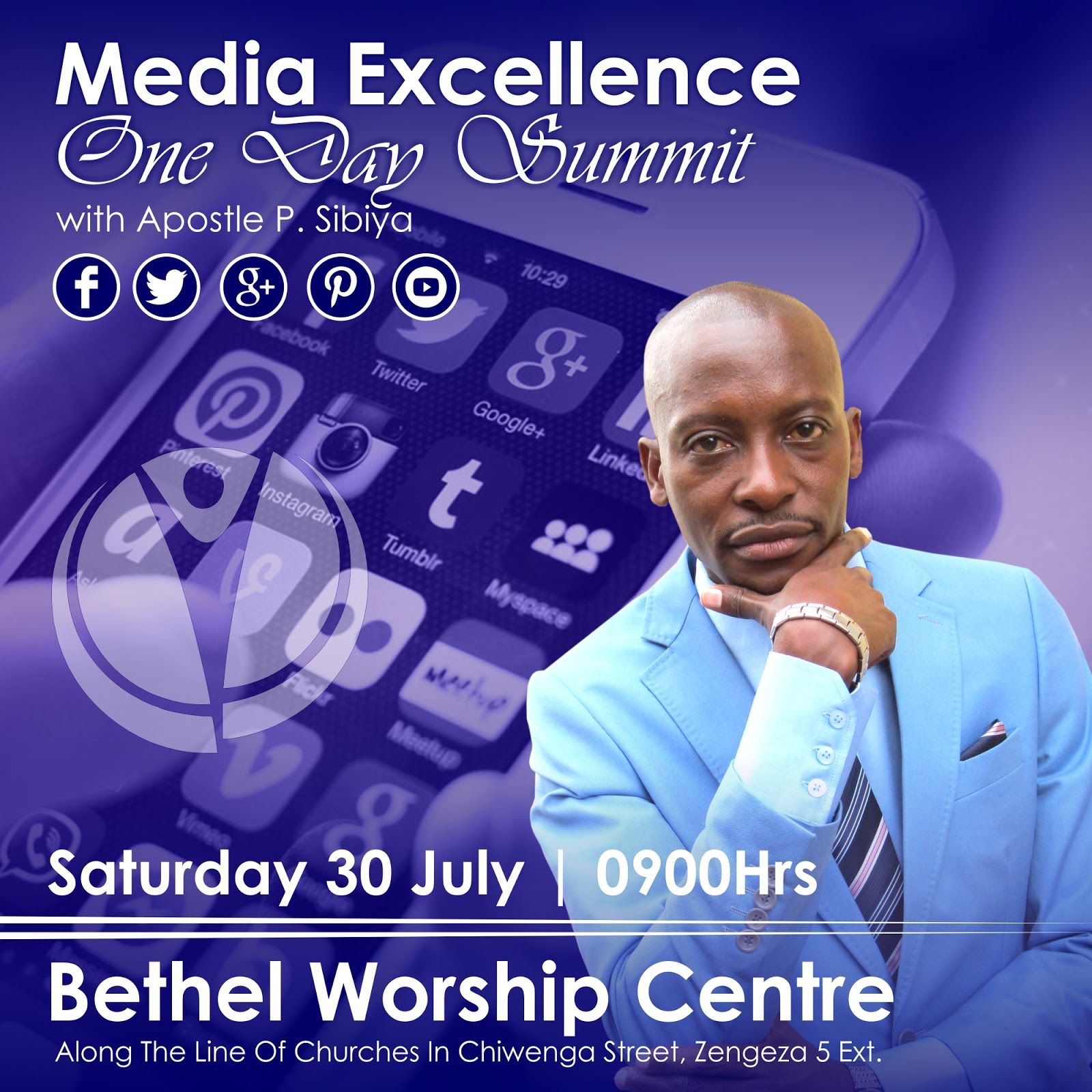 Media Excellence Summit - with Apostle P. Sibiya