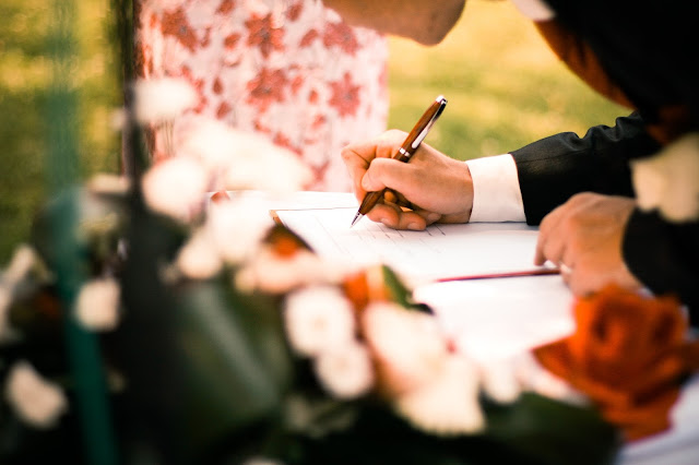国際結婚の手続き