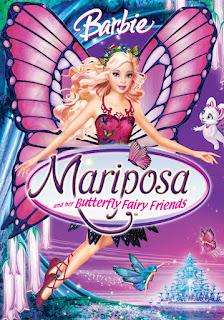 Barbie: Mariposa si prietenele zanele fluture dublat in romana