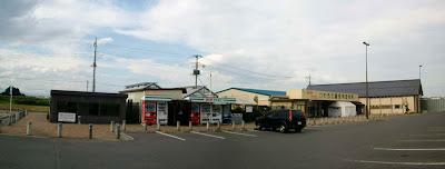 かわもと農産物直売所と物産館