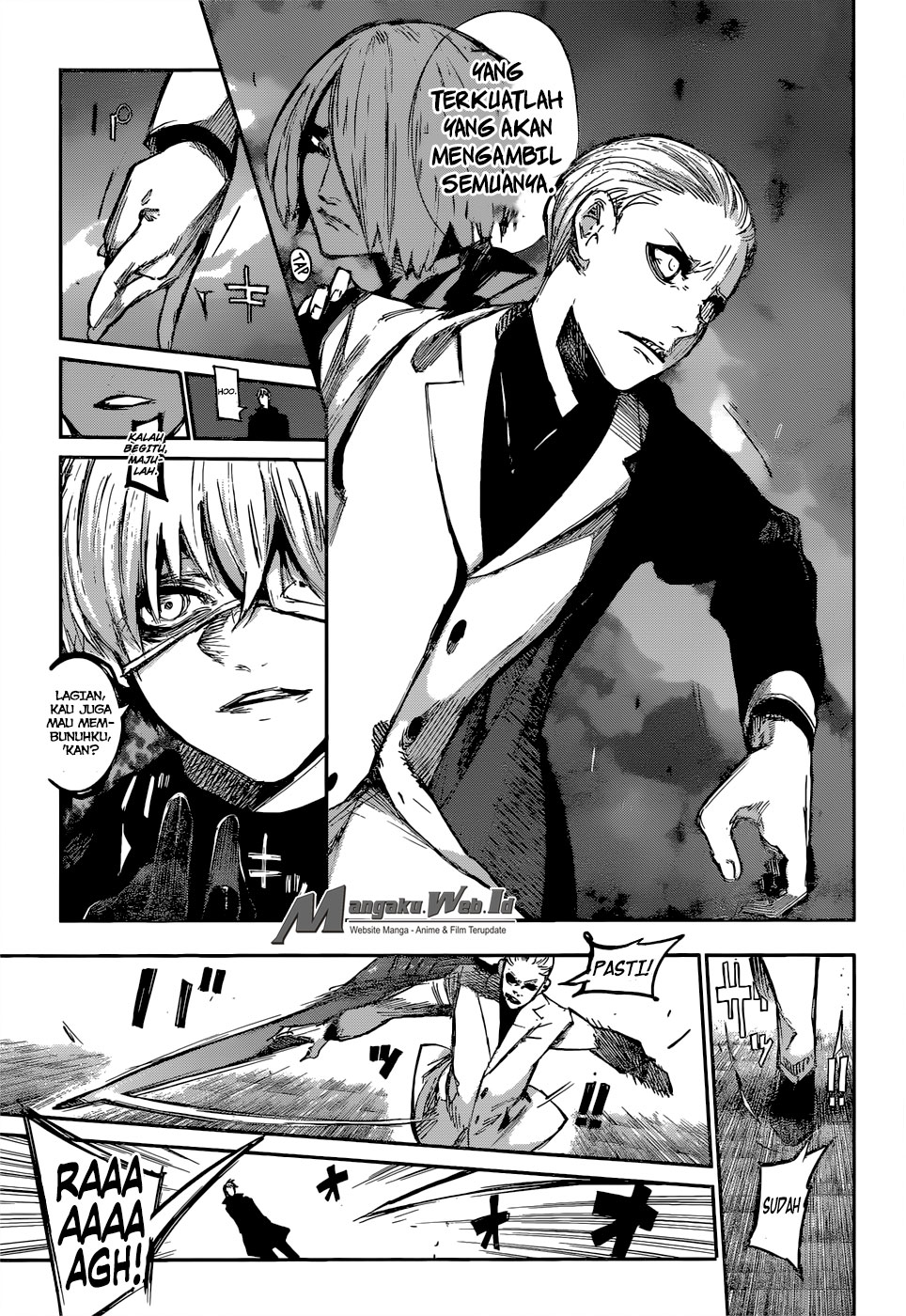 Tokyo Ghoul: Re Chapter 102-12