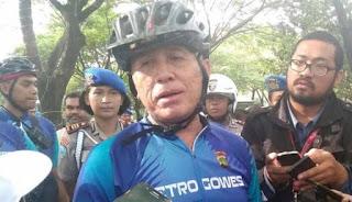 Dikabarkan .. Pihak Kepolisian Akan Bongkar Identitas Penyandang Dana Gerakan Makar - Commando