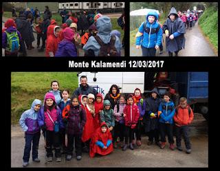 Fotos subida al Kalamendi