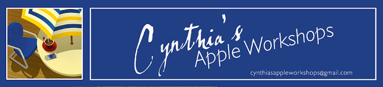 Cynthia's Apple Workshops