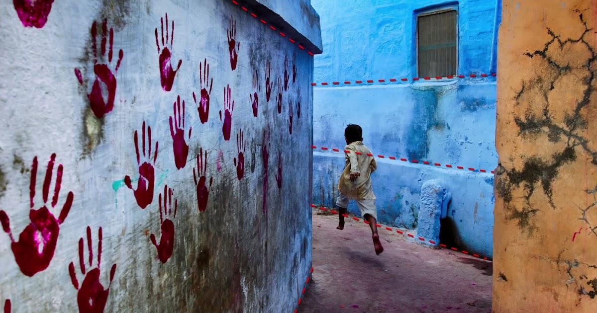 9 Regole di Composizione spiegate con le foto di Steve McCurry
