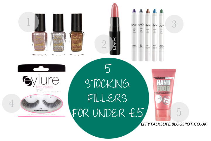 Five Stocking Fillers For Under £5
