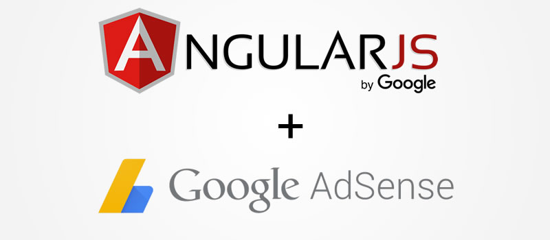 Google adsense with angular js project