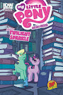 My Little Pony Micro Series #1 Comic Cover Dyanmic Forces Variant