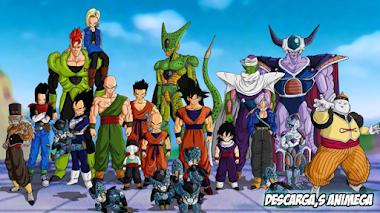 Dragon Ball Z 291/291 Audio Español Latino