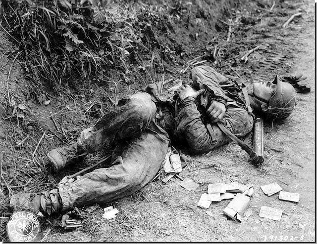 Afbeeldingsresultaat voor waffen ss casualties