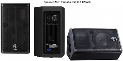 Harga Speaker Yamaha DSR112