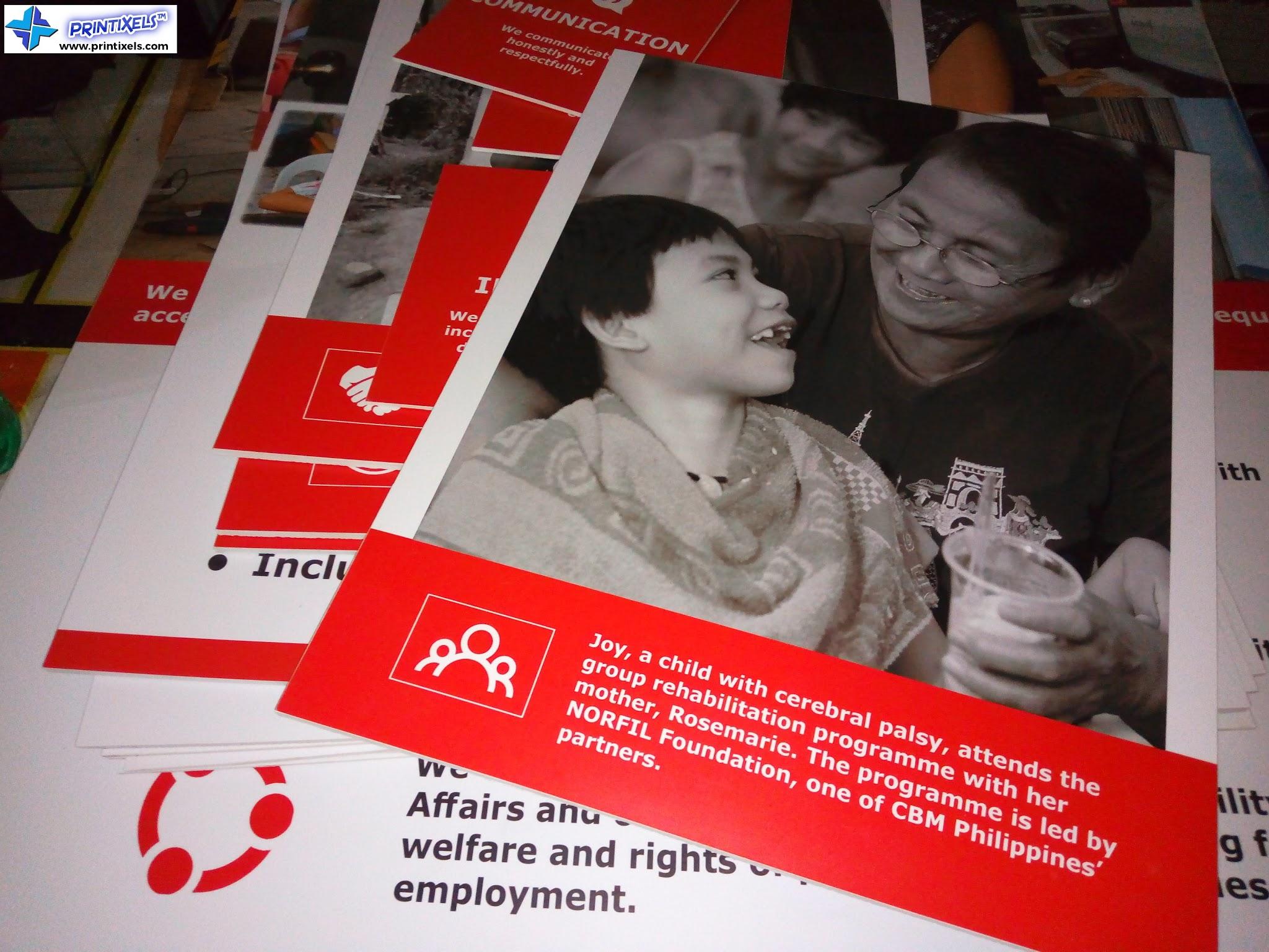 Sintra Board Prints - CBM Philippines