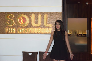 Deepika Kakkar at SQUL Restaurant