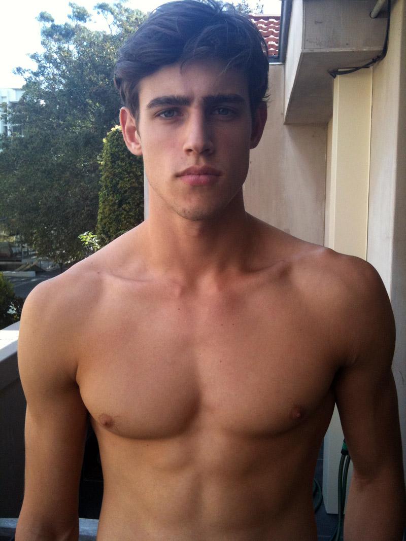 Unknown Hottie: Zach Stenmark