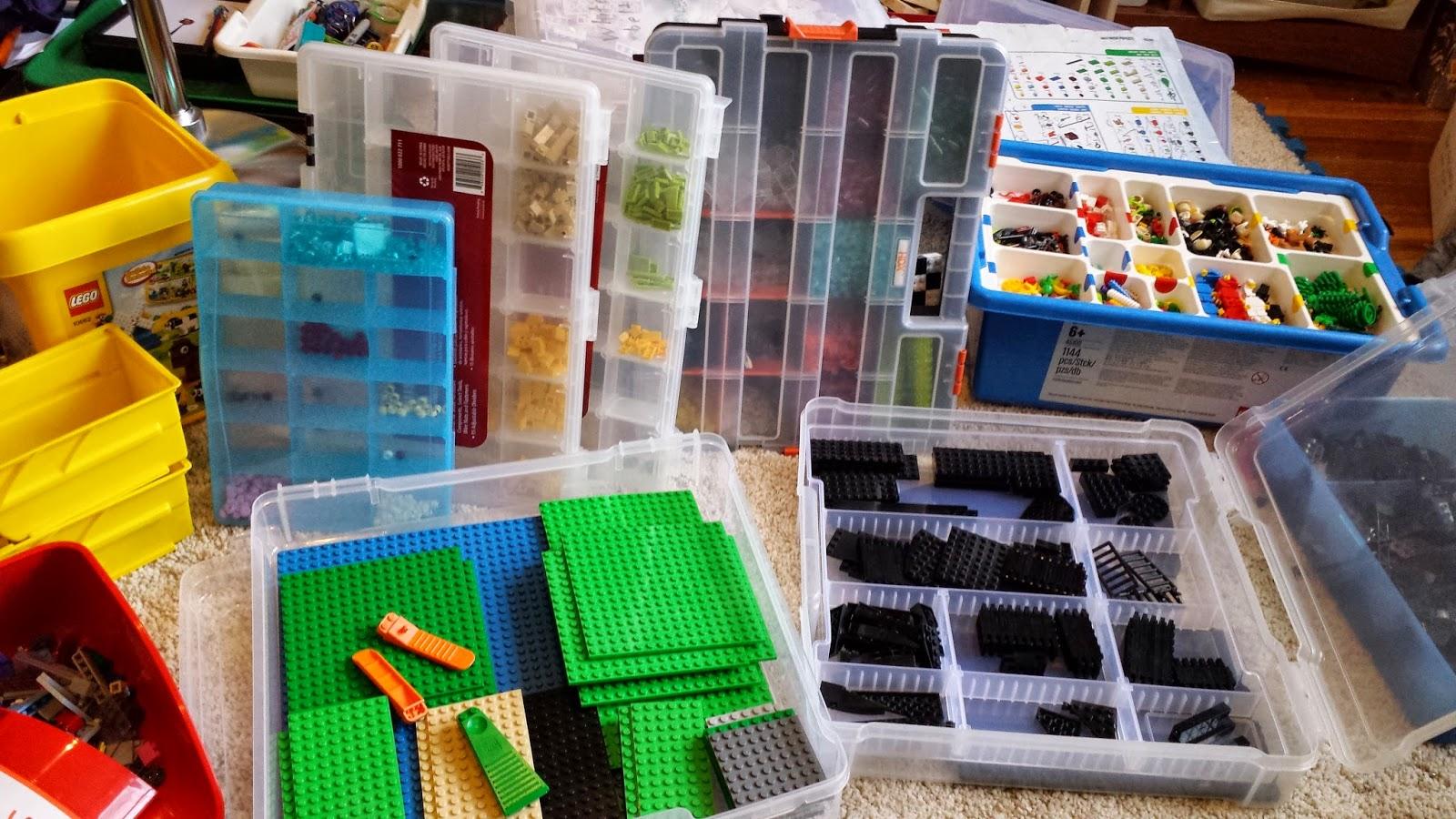 Toys As Tools Educational Toy Reviews Storing Legos
