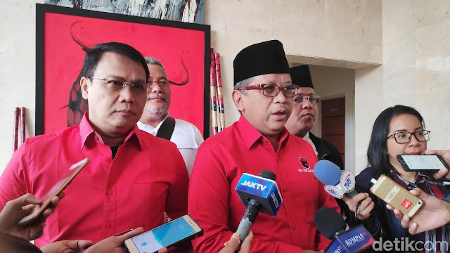 Hasto Sebut Jabar Bukan Kandang Prabowo Lagi, Sudah Bergeser ke Jokowi