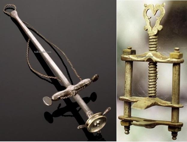 Alatan Pergigihan pada abad pertengahan