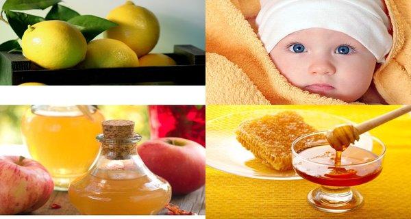 Prirodni lijekovi protiv kaslja i prehlade kod beba