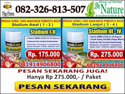 Jual Obat Ambeien Parah (Telp/SMS) 082326813507