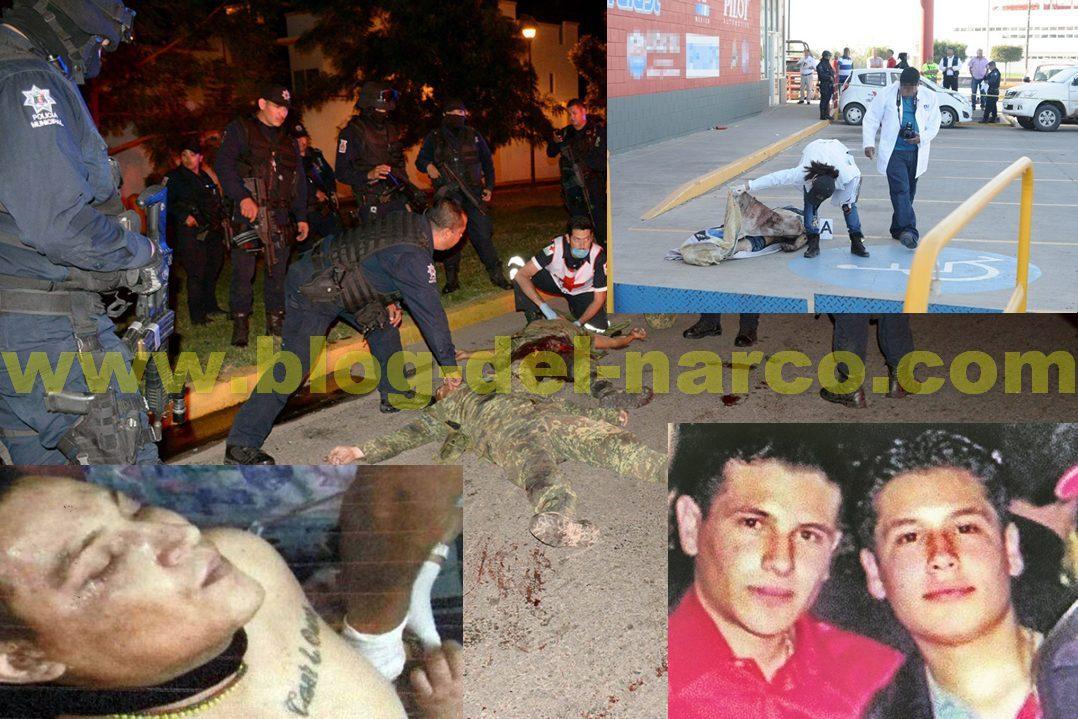 """A """"El Kevin"""" los Chapitos lo ejecutaron como regalo para el Ejército Mexicano"""